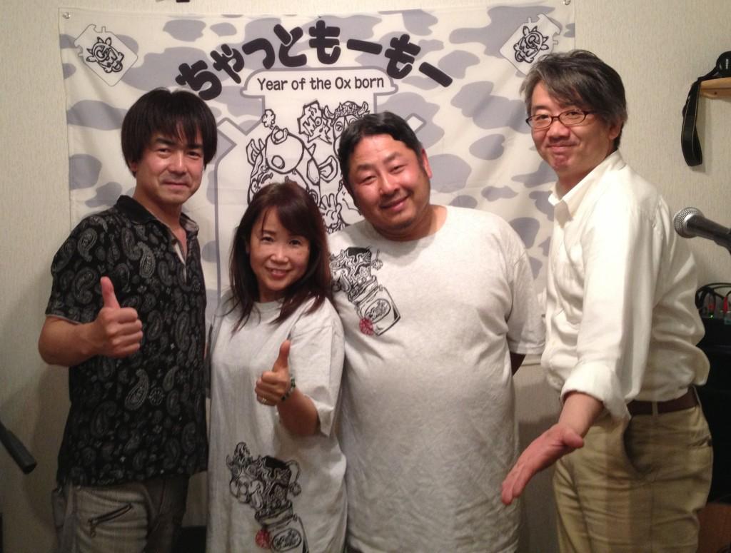 うたよるTV vol.3 / ちゃっともーもー/ 20140529